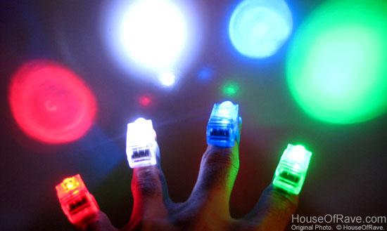 fingerlights