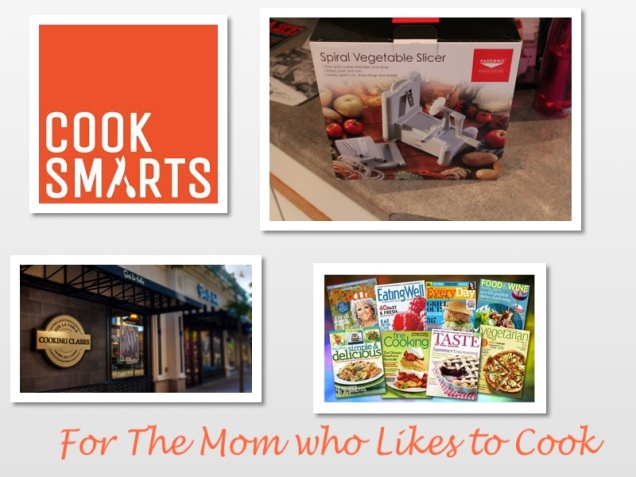 Mothers Day Gift Guide-Cooking