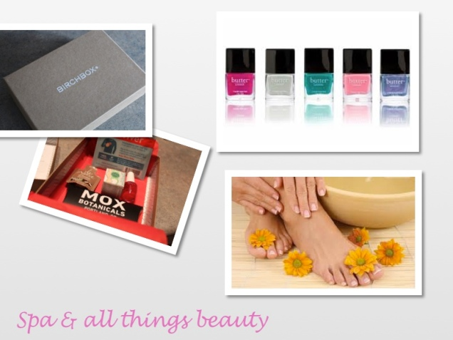 spa and beauty mothers day gift guide